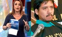 El Ministerio Público solicitó la variación de las medidas de protección a favor de la periodista Melissa Peschiera