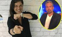 Giovanna Valcárcel vaciló a ex de Sheyla Rojas