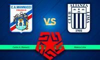 Alianza Lima vs. Carlos A. Manucci EN VIVO: sigue el partido a través de El Popular