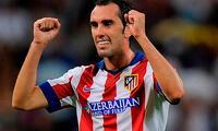 ¡Es oficial! Atlético de Madrid anunció salida de Diego Godín