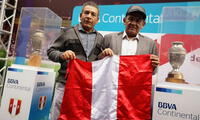 Héctor Chumpitaz y Hugo Sotil confían que Perú puede ganar la Copa América