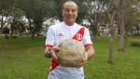 'Cachito' Ramírez es uno de los héroes de la conquista de la Copa América de 1975