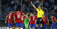 Roldán le trae un mal recuerdo a Chile