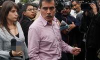 El Poder Judicial ordenó la captura a nivel nacional contra el padre de Eva Bracamonte, Marco Bracamonte por difamar a su hijo Ariel