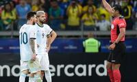 El árbitro ecuatoriano dio su descargo