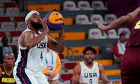 Dominique Jones, un escolta de 31 años que no pudo llegar a la NBA , pero si tuvo  paso por la popular franquicia de los Harlem Globetrotters
