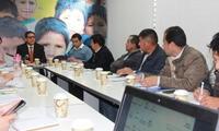 Minedu se reunió con representantes del Sutep