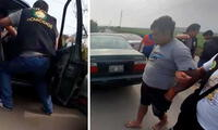Presuntos sicarios fueron puestos a disposición de la Depincri Barranca