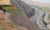 Acantilado de la Costa Verde es declarado en estado de emergencia