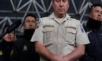 Policías retenidos por manifestantes en Ecuador