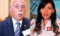 Carlos Tubino y Alejandra Aramayo este jueves salieron del país