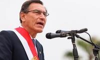 Martín Vizcarra exhorta a la juventud para que participe de elecciones parlamentarias del 2020