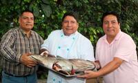 """Aristóteles Breña fue premiado este año con los Premios """"Golden Star Awards"""" por su trayectoria culinaria"""