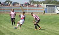 Atlético Grau ganó al Huaral  con tres goles de Huaccha y uno de Acasiete