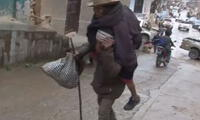 Ricardo Campos dice que necesita los 250 soles que les brinda el Estado