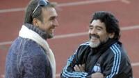 Maradona es el mejor para Batistuta