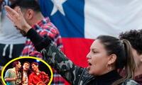 """""""El baile de los que sobran"""" fue la canción himno que se entonó por más de un millón de manifestantes en Chile"""