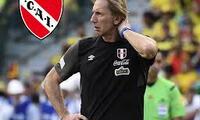 Al interés de Boca Juniors por Ricardo Gareca se sumó Independiente