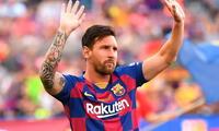 Lionle Messi escogió a otra leyenda del fútbol en vez de Maradona