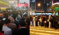 Municipalidad de Lima se pronuncia por gran congestión en estaciones del Metropolitano