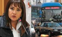 María Jara Risco hace un llamado al diálogo entre el Estado y la concesionaria de corredores