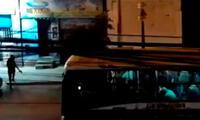 Alrededor de 50 pasajeros vivieron pánico en Chorrillos