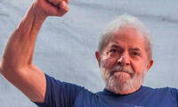 Liberan a ex presidente brasileño Lula Da Silva