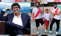 Fernando Armas pide a empresario árabe se sume a la Teletón
