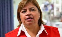 Esta noche la Ministra de Salud a comunicado su renuncia en medio de las denuncias en su contra