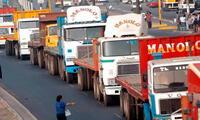 Inconformes por el último decreto de MTC gremios de transportistas inteprovinciales anuncian huelga