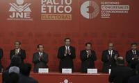 La firma del Pacto Ético Electoral se dio el pasado 8 de noviembre