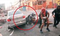 Comerciante cuya tienda fue saqueada atropelló a 5 manifestantes en Antofagasta