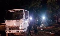 En medio de la crisis social en Colombia un coche bomba deja tres muertos y 10 heridos