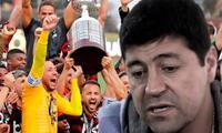 """""""Checho"""" Ibarra se fue con todo a través de su cuenta de Twitter sobre la derrota del River"""
