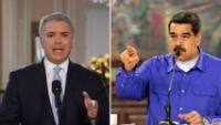 """Nicolás Maduro señaló que la """"represión"""" no ha detenido la """"rebelión"""" en Colombia"""