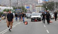 Mininter suspende marcha de colectiveros por incumplir el permiso y bloquear carreteras