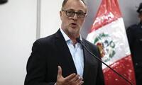 Jorge Muñoz esta en desacuerdo en la formación de colectiveros