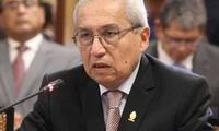 Pedro Chávarry ya no será investigado por deslacrado de oficinas