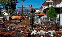Grecia: Tormenta Gyrionis deja 3 muertos y graves daños de millones de euros