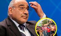 Irak: Primer ministro presentará su renuncia en medio de disturbios que dejaron más de 400 muertos