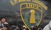 Exteriores de Penal Anexo de Mujeres de Chorrillos