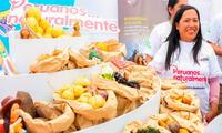 En el festival se presentaron productos de nuestra biodiversidad