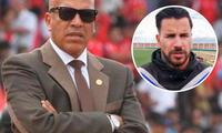 Roberto Mosquera se msotró muy golpeado por la trágica muerte de Juan Pablo Vergara