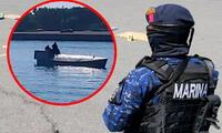 Semisumergible con más de 400 kilos de cocaína es interceptada por la policía de Guatemala