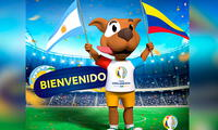 Presentan a la nueva  mascota de la Copa América 2020