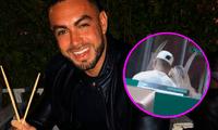 Rodrigo González fue quien compartió las imágenes del ex amigo de Yahaira Plasencia