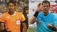 La Comisión Nacional de Árbitros  eligió a los árbitros para el partido Alianza vs. Binacional