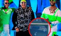 Más de 50 disparos impactan coliseo donde ofrecieron concierto Daddy Yankee, Anuel AA y Ozuna
