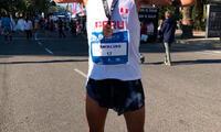 Sotacuro consiguió la marca mínima de clasificación en su categoría T45/46 en la maratón Zurich