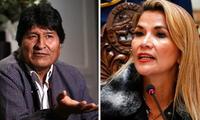 Morales se pronunció sobre la orden de detención en su contra